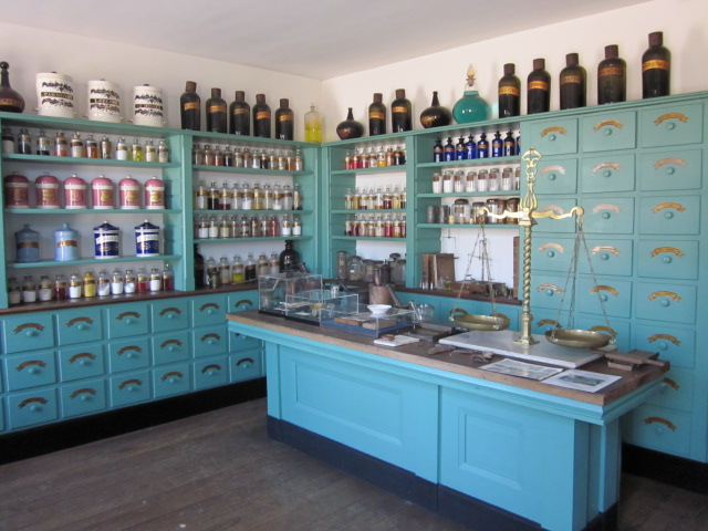 McDowell House - Apothecary