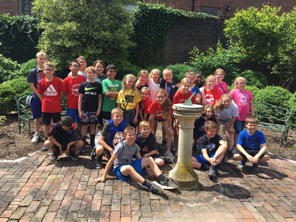 McDowell House School Field Trip