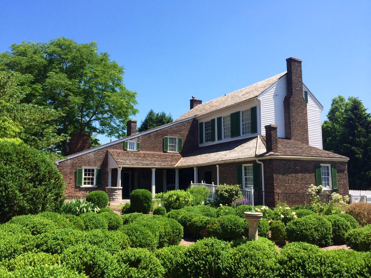 McDowell House - Museum, Apothecary and Gardens - Danville, KY