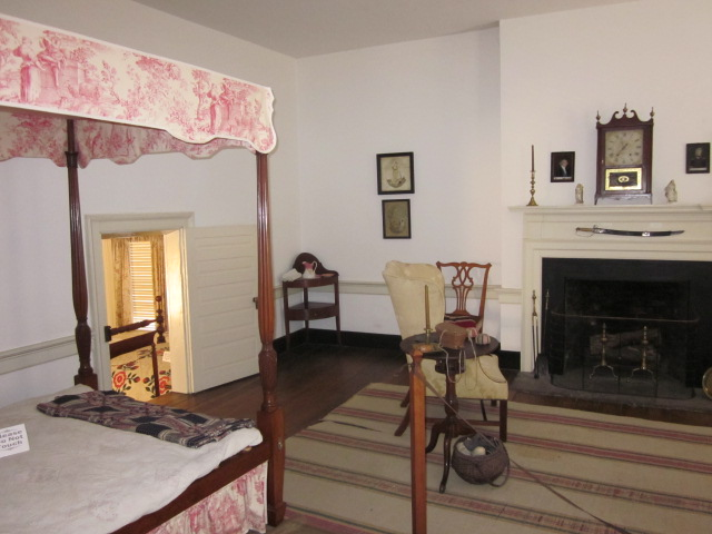 McDowell House - Master Bedroom