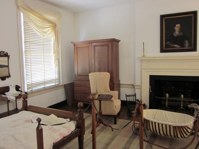 McDowell House - Children's Bedroom