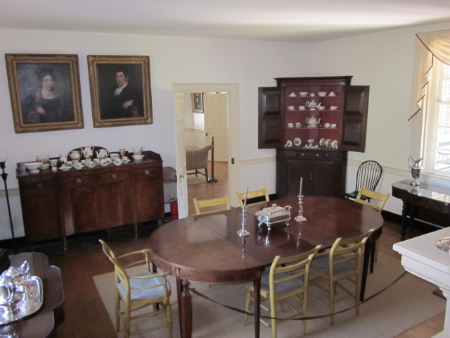 McDowell House - Dining Room