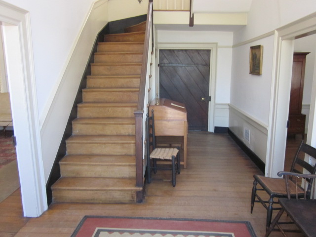 McDowell House - Entryway