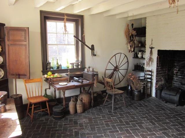 McDowell House Kitchen & Gardens