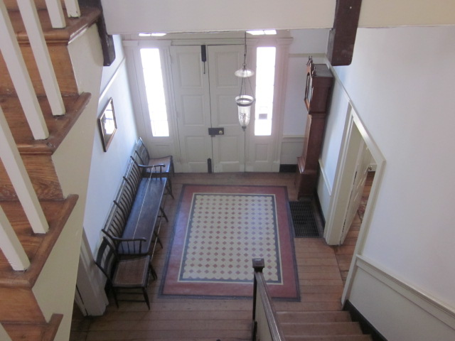 McDowell House - Stair Entryway