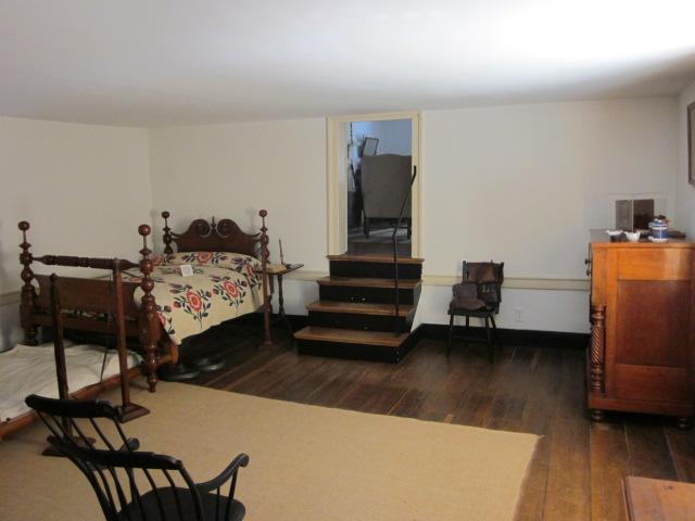 McDowell House - Traveler's Room