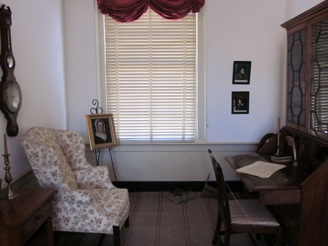 McDowell House - Writing Nook