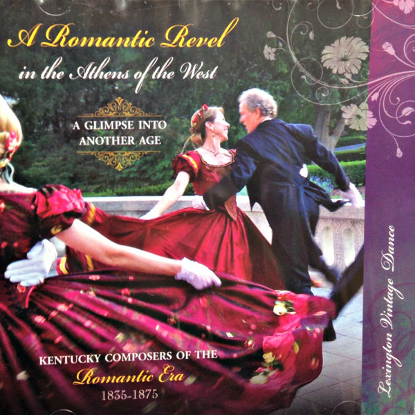 A Romantic Reveling the Athens of the West (2-Disc Set)