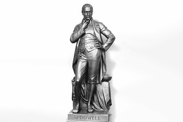 Dr. Ephraim McDowell Statue