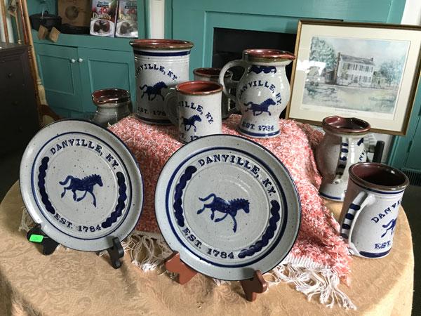 Gift Shop Danville Pottery