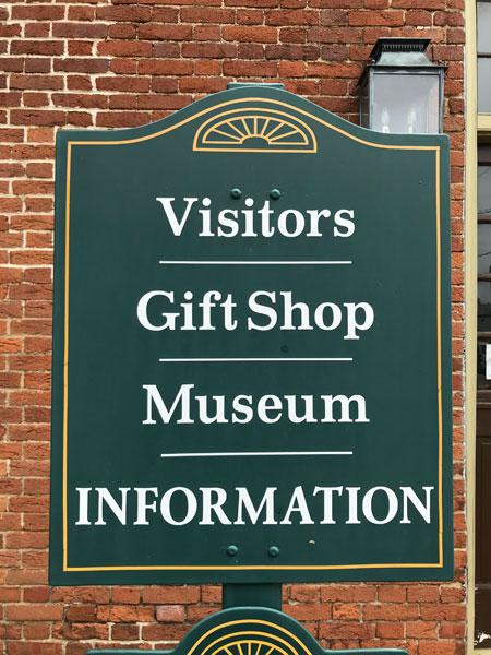 Gift Shop - Visitors, Gift Shop, Museum Information